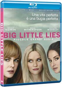 Big Little Lies. Piccole grandi bugie. Serie TV ita (3 Blu-ray) di Jean-Marc Vallée - Blu-ray