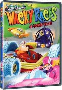Wacky Races. Stagione 1. Vol. 1 (DVD) - DVD