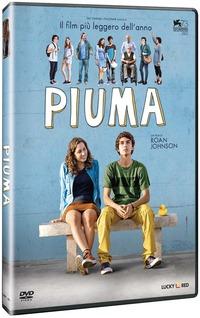 Cover Dvd Piuma (DVD)