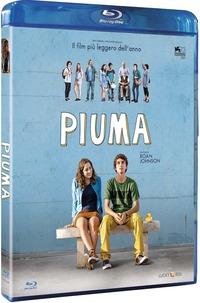 Cover Dvd Piuma (Blu-ray)