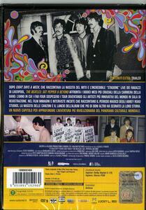 The Beatles. Sgt Pepper & Beyond (DVD) di Alan G. Parker - DVD - 2
