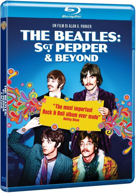 The Beatles. Sgt Pepper & Beyond (Blu-ray) - Blu-ray di Pete Best