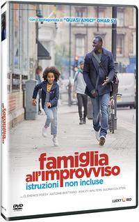 Cover Dvd Famiglia all'improvviso. Istruzioni non incluse (DVD)