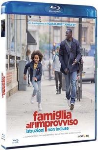Cover Dvd Famiglia all'improvviso. Istruzioni non incluse (Blu-ray)