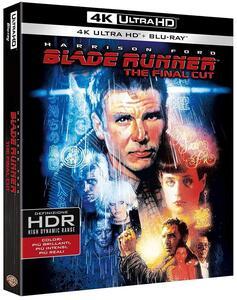 Blade Runner. The Final Cut (Blu-ray + Blu-ray 4K Ultra HD) di Ridley Scott