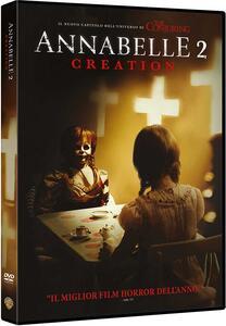 Annabelle 2. Creation (DVD) di David F. Sandberg - DVD