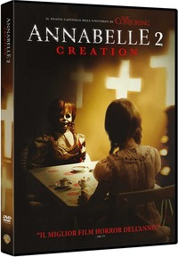 Cover Dvd Annabelle 2. Creation (DVD)