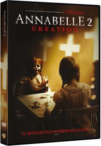 Annabelle 2. Creation (DVD) di David F. Sandberg - DVD - 2