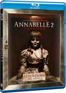 Annabelle 2. Creation (Blu-ray) di David F. Sandberg - Blu-ray - 2