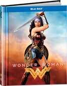 Film Wonder Woman. Digibook (Blu-ray) Patty Jenkins