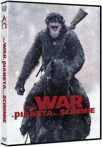 The War. Il pianeta delle scimmie (DVD) di Matt Reeves - DVD