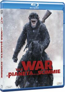 The War. Il pianeta delle scimmie (Blu-ray) di Matt Reeves - Blu-ray