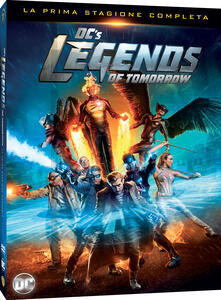 Legends of Tomorrow. Stagione 1. Serie TV ita (4 DVD) - DVD
