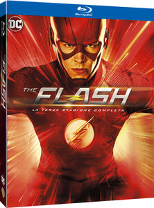 The Flash. Stagione 3. Serie TV ita (4 Blu-ray) - Blu-ray