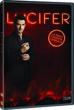 Lucifer. Stagione 1. Serie TV ita (3 DVD)