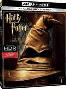 Film Harry Potter e la pietra filosofale (Blu-ray Ultra HD 4K) Chris Columbus
