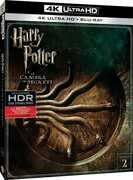 Film Harry Potter e la camera dei segreti (Blu-ray Ultra HD 4K) Chris Columbus