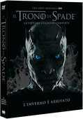Film Il trono di spade. Game of Thrones. Stagione 7. Serie TV ita (DVD)