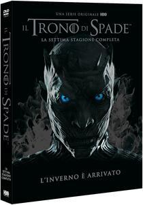 Il trono di spade. Game of Thrones. Stagione 7. Serie TV ita (DVD) - DVD