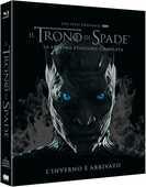 Film Il trono di spade. Game of Thrones. Stagione 7. Serie TV ita (Blu-ray)