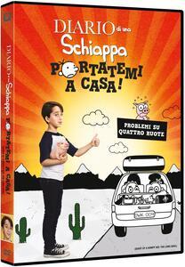 Diario di una schiappa. Portatemi a casa! (DVD) di David Bowers - DVD