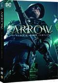 Film Arrow. Stagione 5. Serie TV ita (DVD)