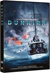 Dunkirk (DVD) di Christopher Nolan - DVD
