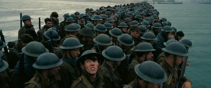 Dunkirk (DVD) di Christopher Nolan - DVD - 6