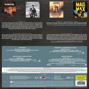 Mad Max Anthology. Vinyl Edition (4 Blu-ray) di George Miller,George Ogilvie - 3