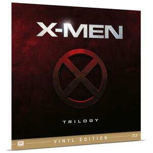 X-Men Conflitto finale Trilogy. Vinyl Edition (3 Blu-ray) di Brett Ratner,Bryan Singer