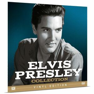 Film Elvis Presley. Vinyl Edition. Paese selvaggio - Stella di fuoco - Fratelli rivali  (3 DVD) Philip Dunne Don Siegel Robert D. Webb