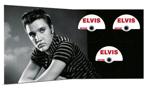 Elvis Presley. Vinyl Edition. Paese selvaggio - Stella di fuoco - Fratelli rivali  (3 DVD) di Philip Dunne,Don Siegel,Robert D. Webb - 2