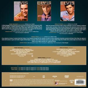 Elvis Presley. Vinyl Edition. Paese selvaggio - Stella di fuoco - Fratelli rivali  (3 DVD) di Philip Dunne,Don Siegel,Robert D. Webb - 3
