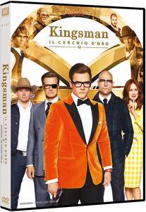 Kingsman. Il cerchio d'oro (DVD) di Matthew Vaughn - DVD