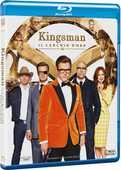 Film Kingsman. Il cerchio d'oro (Blu-ray) Matthew Vaughn