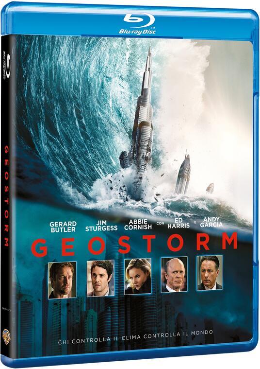 Geostorm (Blu-ray) di Dean Devlin - Blu-ray