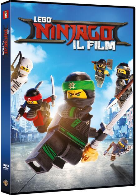 lego ninjago movie mia