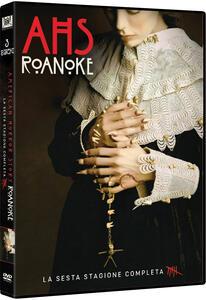 American Horror Story. Roanoke. Stagione 6. Serie TV ita (3 DVD) - DVD