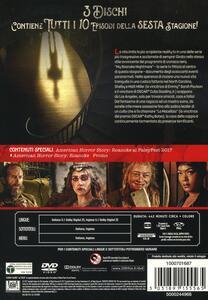 American Horror Story. Roanoke. Stagione 6. Serie TV ita (3 DVD) - DVD - 2