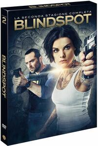 Blindpot. Stagione 2. Serie Tv ita (5 DVD) - DVD