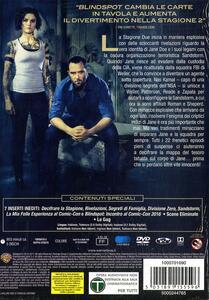 Blindpot. Stagione 2. Serie Tv ita (5 DVD) - DVD - 2