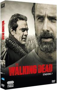 The Walking Dead. Stagione 7. Serie TV ita (5 DVD) - DVD