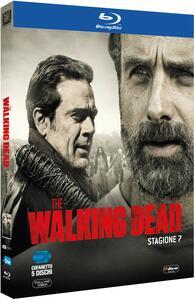 Film The Walking Dead. Stagione 7. Serie TV ita (5 Blu-ray) Greg Nicotero Jennifer Chambers Lynch Michael Slovis Stephen Williams Avi Youabian