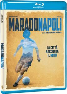 Maradonapoli. La città racconta il mito (Blu-ray) di Alessio Maria Federici - Blu-ray