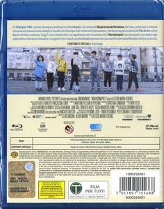 Maradonapoli. La città racconta il mito (Blu-ray) di Alessio Maria Federici - Blu-ray - 2