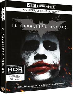 Il cavaliere oscuro (Blu-ray + Blu-ray Ultra HD 4K) di Christopher Nolan