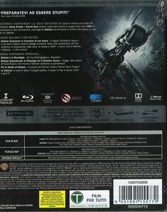 Il cavaliere oscuro (Blu-ray + Blu-ray Ultra HD 4K) di Christopher Nolan - 2