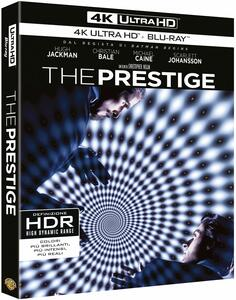The Prestige (Blu-ray + Blu-ray 4K Ultra HD) di Christopher Nolan