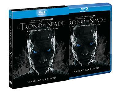 Il trono di spade. Game of Thrones. Stagione 7. Serie TV ita (3 Blu-ray) - Blu-ray - 2