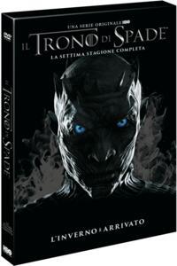 Il trono di spade. Game of Thrones. Stagione 7. Standard Pack. Serie TV ita (4 DVD) - DVD